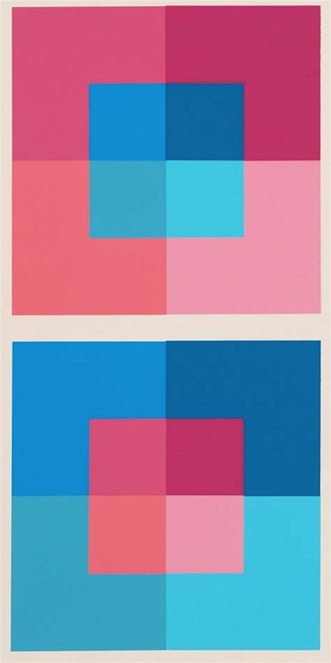 josef albers interaction of color josef albers s interaction of color modernica