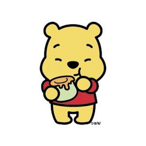 Honey Hunny The Pooh Iphone All Hp winnie the pooh image 2024042 by marky on favim
