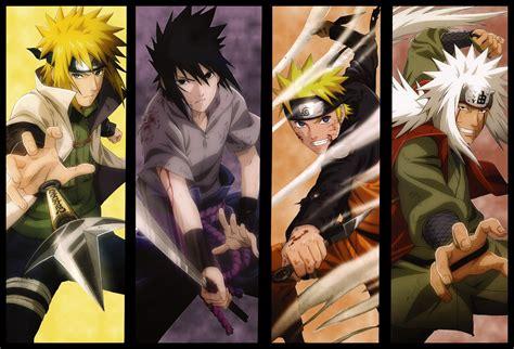 jiraiya naruto film foto naruto dan sasuke
