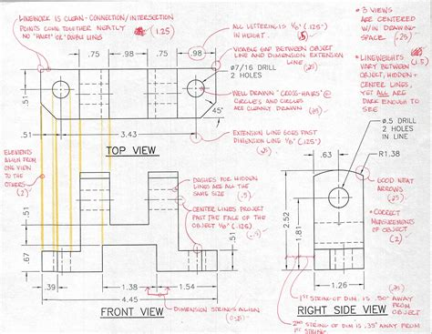 jmcintyre tdj3m views and sketching image gallery orthographic projection practice
