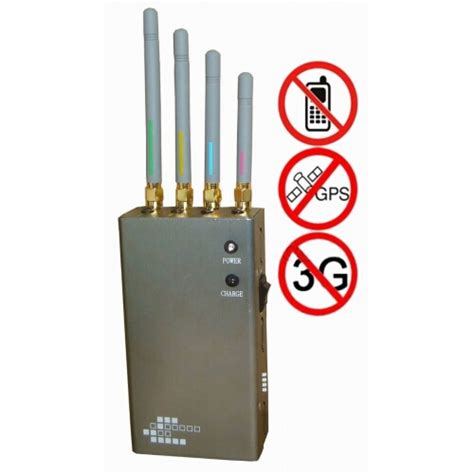 mobile phone jammer mobile phone gps signal jammer blocker portable