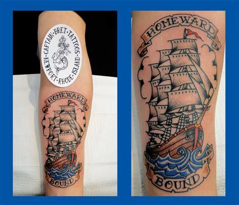 homeward bound tattoo traditional traditional tattoos t traditional