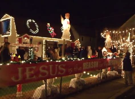 south jersey christmas light displays where to see the best light displays in nj 2016
