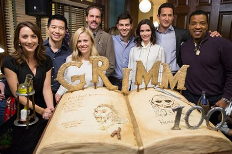 Pacific Northwest Design claire coffee on nbc s grimm northwestern and family