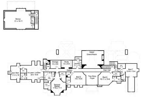chateau floor plans chateau de lanier 1838 6 bedrooms and 6 baths the