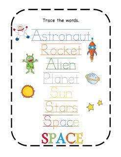 preschool printable space activities preschool printables space rocket printable classroom