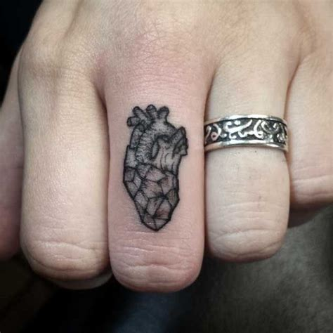 x tattoo on middle finger best 25 heart finger tattoos ideas on pinterest do