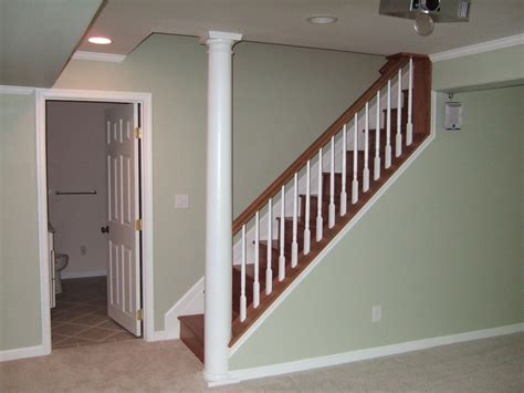 redoing a basement basement stairs inspiration this is how we are redoing