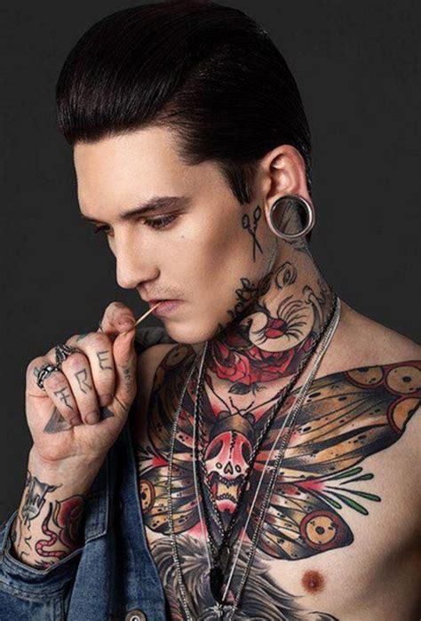 hot guy with tattoos perfection tattoos ideas for