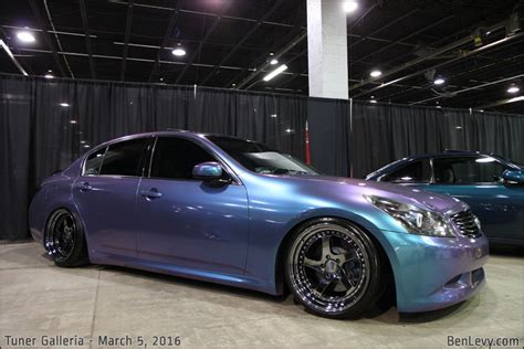 infiniti g35 sedan with color shifting paint benlevy