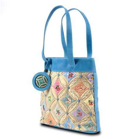Garden Tote by Garden Tote Bag With Flowers And Butterflies