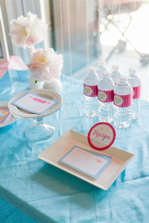 kitchen bridal shower ideas kara s ideas retro kitchen bridal shower ideas