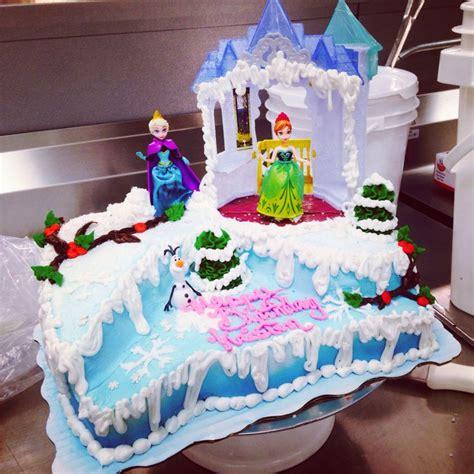 walmart cake disney frozen custom order walmart cake walmart   creation frozen cake