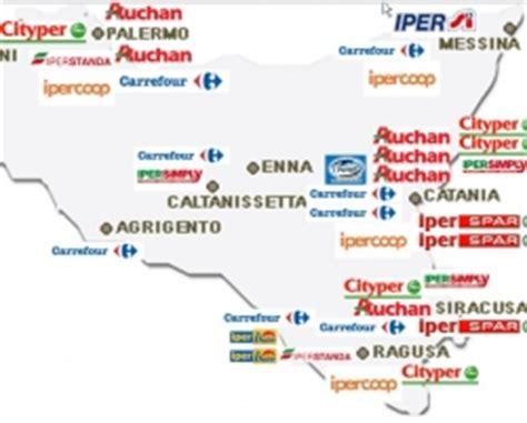 spaccio alimentare milazzo sicilydistrict news gdo shopping map evoluzione