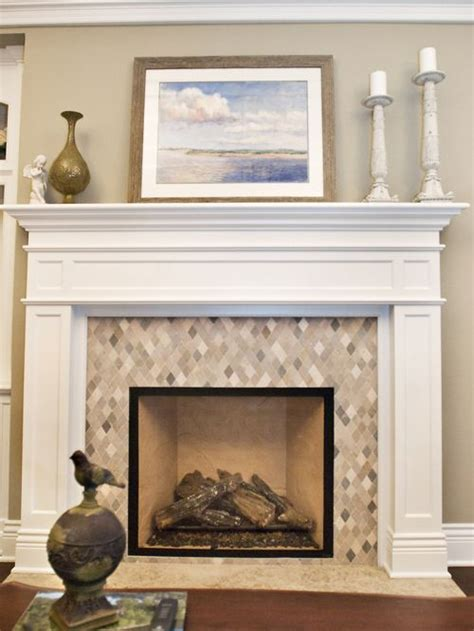 Fireplace Design Ideas With Tile by Fireplace Tile Ideas Houzz