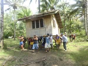 Bahay Kubo Design And Floor Plan file bayanihan 2 jpg wikimedia commons