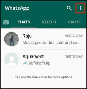 language ko whatsapp language aur front size change kaise kare