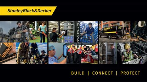 stanley black and decker careers about stanley security