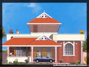 Traditional kerala house plan and elevation 2165 sq ft