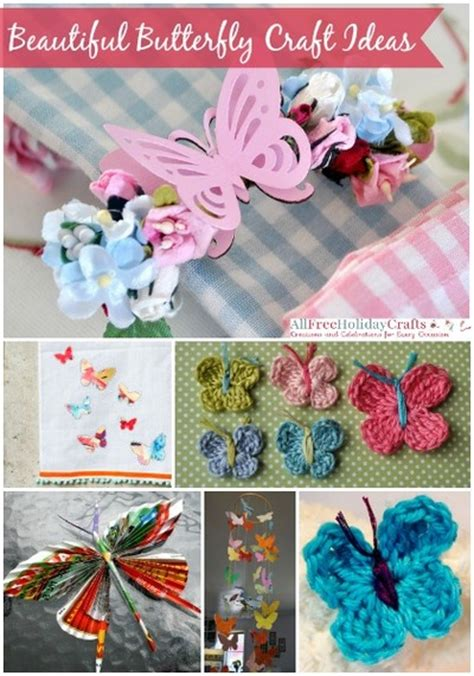 beautiful crafts for 37 beautiful butterfly craft ideas allfreeholidaycrafts