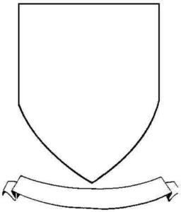 coat of arms template for students tudor knights and coats of arms by mike ennington uk