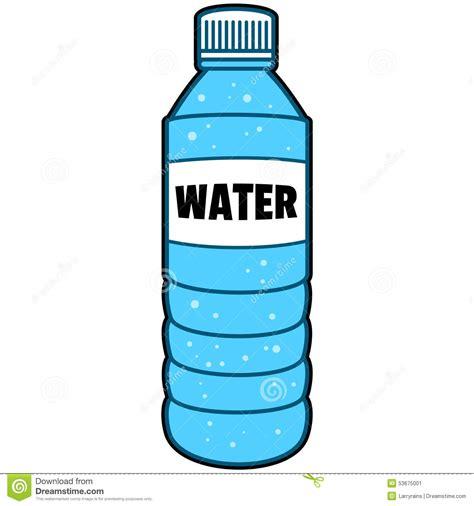Water Bottle Character Botol Minum 430ml bottle of water stock vector illustration of alcoholic 53675001