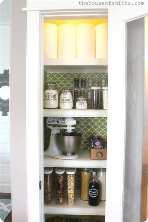 Small Pantry by 15 Organization Ideas For Small Pantries