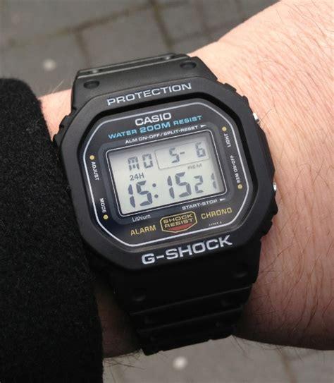 G Shock G5600 Not Dw5600 Dw6900 casio g shock dw 5600c restoration wristwatches360