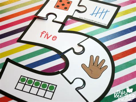 printable number puzzles for preschoolers printable number puzzles 1 10