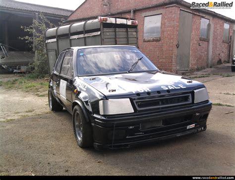 peugeot for sale peugeot 205 mi16 hillcimb trackcar 240bhp 700kgs race