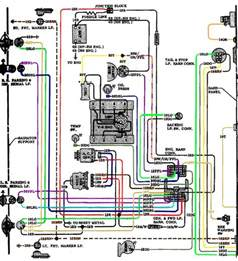 70diagram color 1 wire diagrams easy simple detail electric 1969 chevelle wiring diagram free