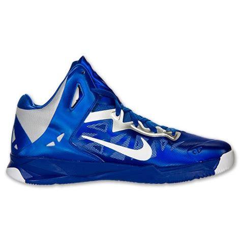 royal blue nike basketball shoes new nike zoom hyperchaos 535272 400 royal blue