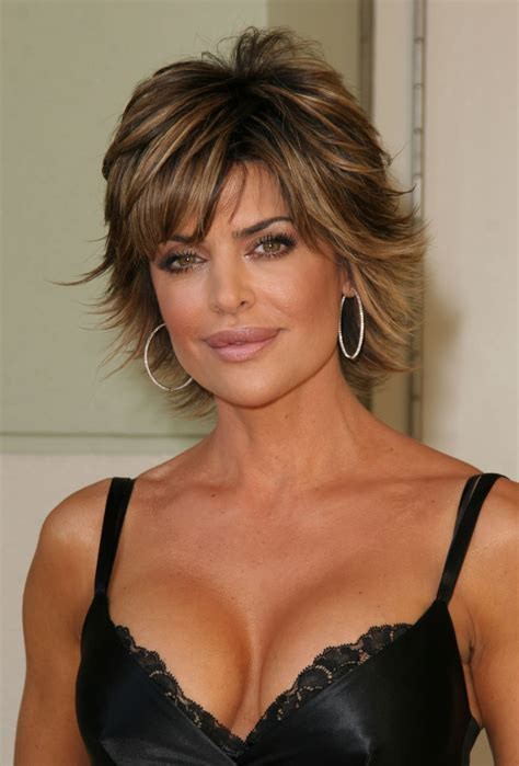 renna haircut all views picture of lisa rinna