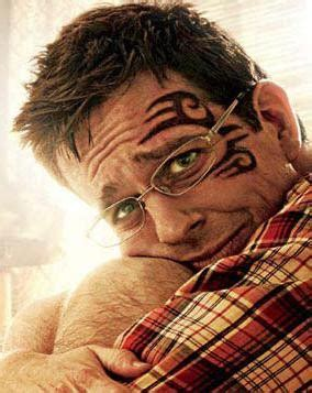 hangover face tattoo missouri artist sues use of mike tyson