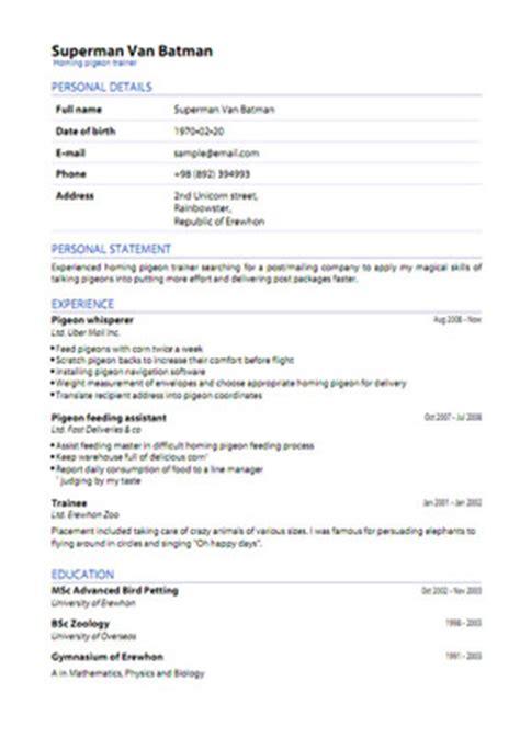 Plantillas De Curriculum Vitae Por Primera Vez 12 1 Webs Para Crear Un Curr 237 Culum V 237 Tae Que Llame La Atenci 243 N Desenredando La