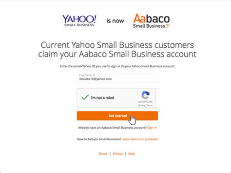 mail yahoo business zmienianie serwer 243 w nazw w celu skonfigurowania usługi