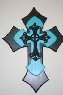 cross decor cross decor painted crosses