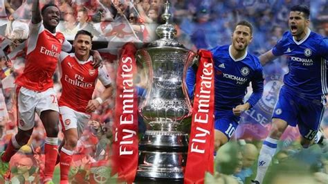arsenal vs chelsea 2017 fa cup finals predicted starting xi arsenal vs chelsea