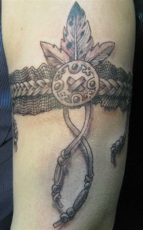 native american tribal band tattoos american tattoos muskegon michigan usa