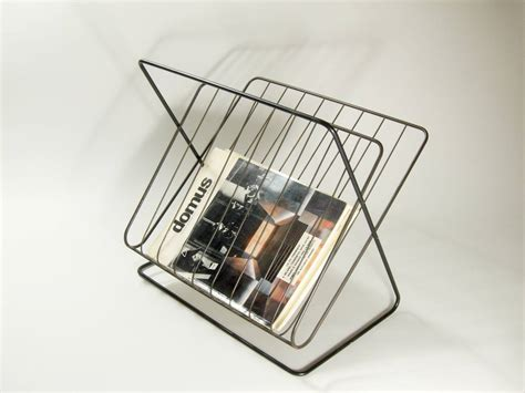 Newspaper Racks For Sale Used by Newspaper Holder By Werkst 228 Tte Hagenauer For Sale At 1stdibs