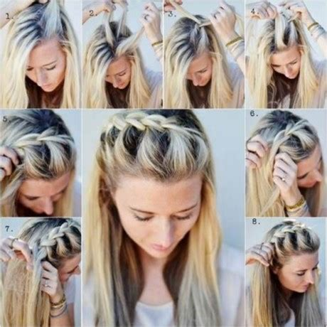 hairstyles easy to make easy to make hair styles