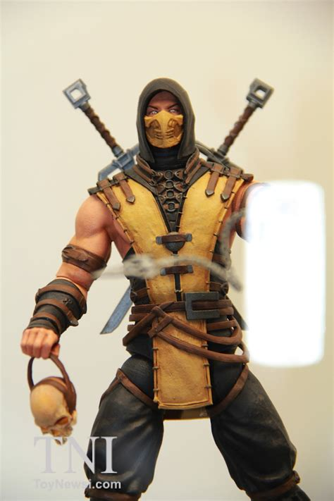 d vorah figure image scorpion mkx figure jpg mortal kombat wiki