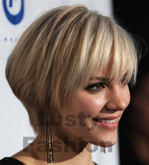 angled and feathered back hair dos short bob hairstyles front back short hair cut with