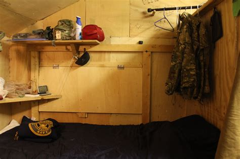 Housing Warming Gifts living quarters xander deployed