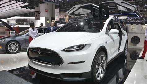 2015 Tesla Model X Suv 2015 Tesla Model X More Than 41 5 Million Taken In
