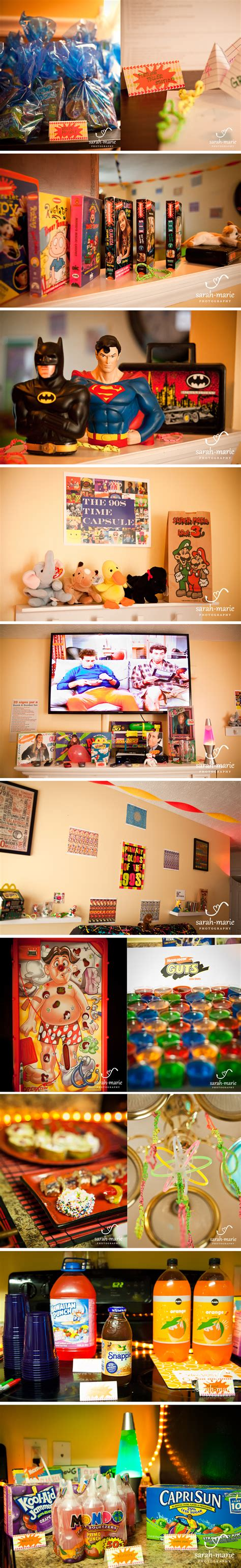 90s decor how to plan a 90s food and decor ideas 187 photography
