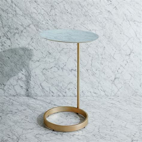 Ring C Side Table Elm