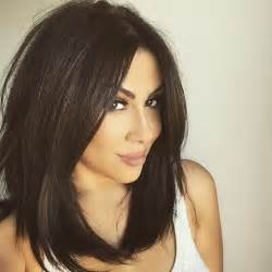 shoulder length hair for heavy 25 best ideas about shoulder length haircuts on pinterest