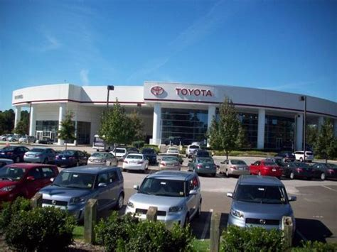 Toyota Dealer Raleigh Fred Toyota Raleigh Nc 27617 Car Dealership