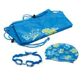 Wanted A Bag Made From A Swimming Cap No by Speedo Sea Squad Pool Pack Bag Goggles And Swim Cap